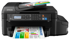 Epson CISS L655 (4合1) (供墨系統式)噴墨打印機
