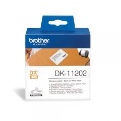 Brother DK系列標籤帶 DK11202