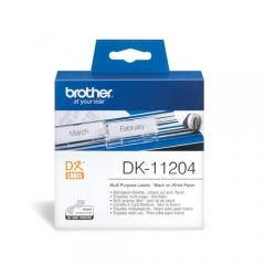 Brother DK系列標籤帶 DK11204