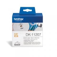 Brother DK系列標籤帶 DK11207