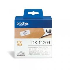 Brother DK系列標籤帶 DK11209
