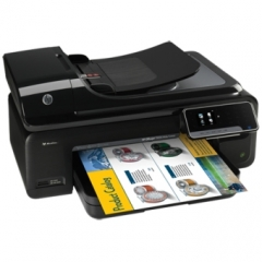HP 噴墨打印機 INKJET PRINTER OJ7500A A3四合一WIFI