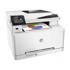 HP 彩色鐳射打印機 COLOR LASER M277DW雙面WIFI