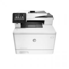 HP 彩色鐳射打印機 COLOR LASER M477FDW四合一雙面WIFI