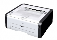 Ricoh 鐳射打印機 Laser Printer SP 213Nw黑白網絡WIFI