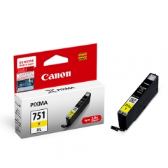 CANON 原裝墨盒 751XL Y