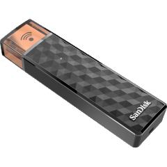SanDisk USB FLASH DRIVE手指 64GB WIRELESS