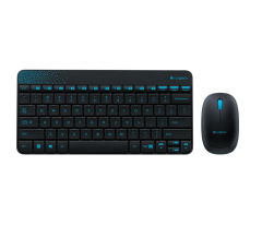 Logitech MK240 無線Keyboard+Mouse套裝