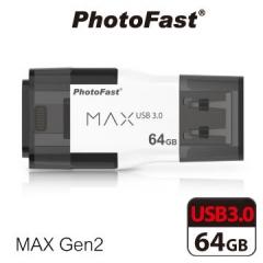 PhotoFast i-FlashDrive MAX 64GB