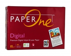 A4 白色影印紙 500張 85g Paper One