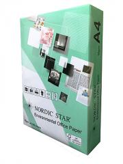 A4 白色影印紙 500張 80g Nordic Star