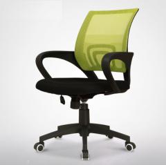 BLUE STAR JC01 辦公椅/電腦椅 綠色網背