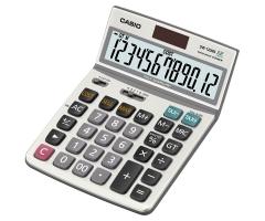 Casio DW-120MS 計數機(12位)