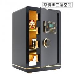 FAX88  防盜安全夾萬 FX386033 尊貴黑
