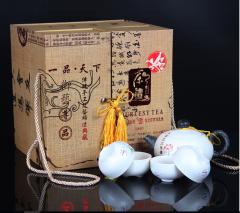 安溪鐵觀音茶葉連茶具禮盒裝