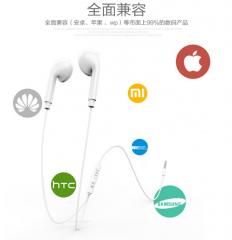 FAX88 耳機(3.5mm接口) 白色