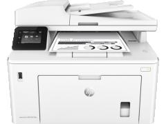 HP LaserJet Pro MFP M227fdw黑白鐳射打印機