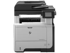 HP LaserJet Pro 多功能打印機 M521dw