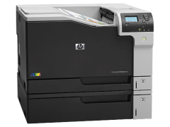 HP Color LaserJet Enterprise M750n 高容量彩色鐳射打印機