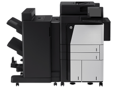 HP LaserJet Enterprise flow 多功能打印機 M830z
