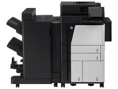 HP LaserJet Enterprise flow 多功能打印機 M830z