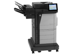 HP Color LaserJet Enterprise Flow M680z 多功能打印機