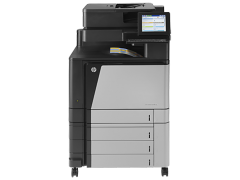 HP Color LaserJet Enterprise flow 多功能打印機 M880z