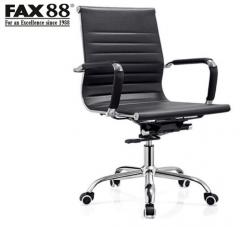 FAX88 JC03 辦公椅/會議用椅/電腦椅 矮背轉椅(90cm)