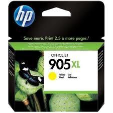 HP 905XL 原裝墨盒 T6M13AA 905XL Yellow