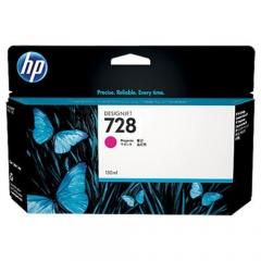 HP 728 原裝墨盒 F9J66A 130ml Magenta