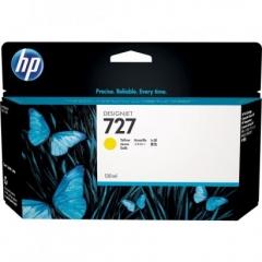 HP 727 300-ml 原裝墨盒 F9J78A Yellow