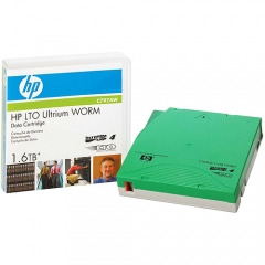 HP C7974W LTO4 Ultrium 1.6G WORM Data Tape