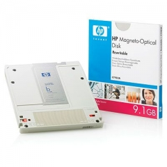 HP C7983A 9.1GB RW Optical Disk