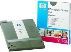 HP C7984A 9.1GB WORM Optical Disk (4096bps)