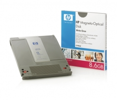 HP C7986A 8.6GB WORM Optical Disk (2048bps)