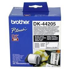 Brother DK系列標籤帶 DK44205