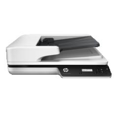 HP ScanJet Pro 3500 f1 平台式掃描器 (L2741A)