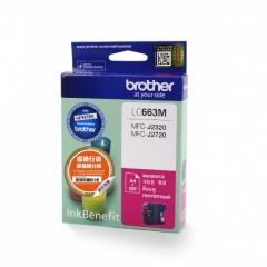 BROTHER LC663 原裝墨盒 LC663 Magenta