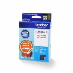 BROTHER LC665XL 彩色墨盒 LC665XL Cyan