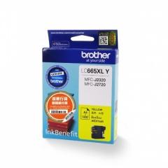BROTHER LC665XL 彩色墨盒 LC665XL Yellow