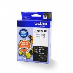 BROTHER LC669XLBK 黑色墨盒