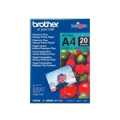 BROTHER BP71GA4 光面相片專用紙