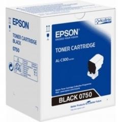 EPSON  AL-C300D/DN 原裝碳粉 C13S050750 Black