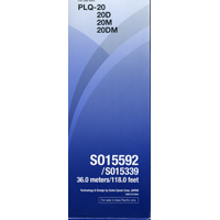 EPSON PLQ-20 Ribbon Cartridge(Black)(3pcs Package)