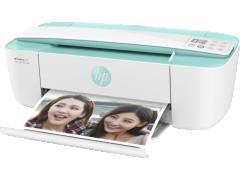 HP DeskJet 3720/3721/3723/3724噴墨打印機 3721湖水綠(T8W92A