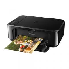 Canon PIXMA MG 3670 (3合1) (Wifi) (雙面打印) 噴墨打印機 黑色