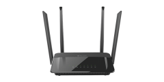 D-Link DIR-822/HK Wireless AC1200 雙頻無線路由器