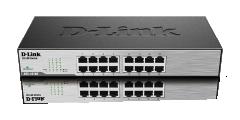 D-Link DES-1016D/HK  EEE節能型網路交換器