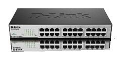 D-Link DES-1024D/HK EEE節能型網路交換器
