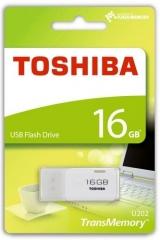 Toshiba 16.0GB USB 手指 (THN-U202W0160A4)